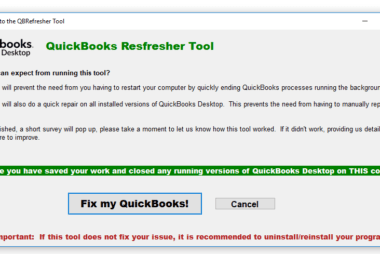 QB Refreshor Tool