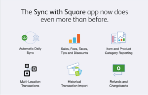 Integrate Square App with QuickBooks