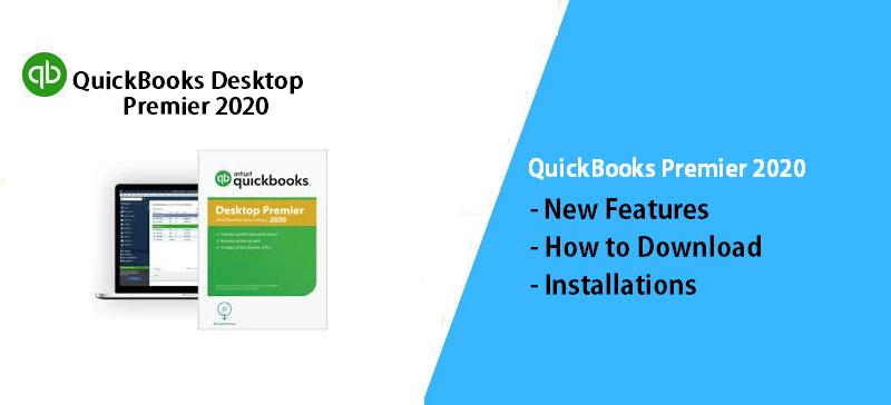 QuickBooks Desktop Premier 2020