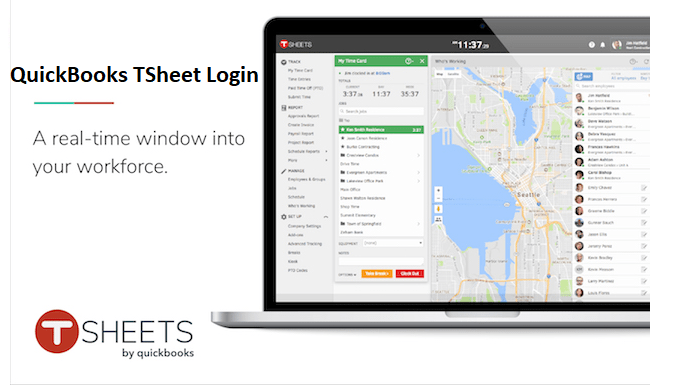 QuickBooks TSheet Login