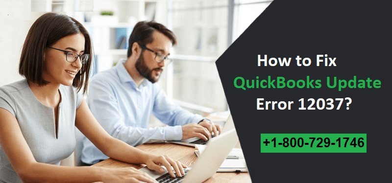QuickBooks Error 12037