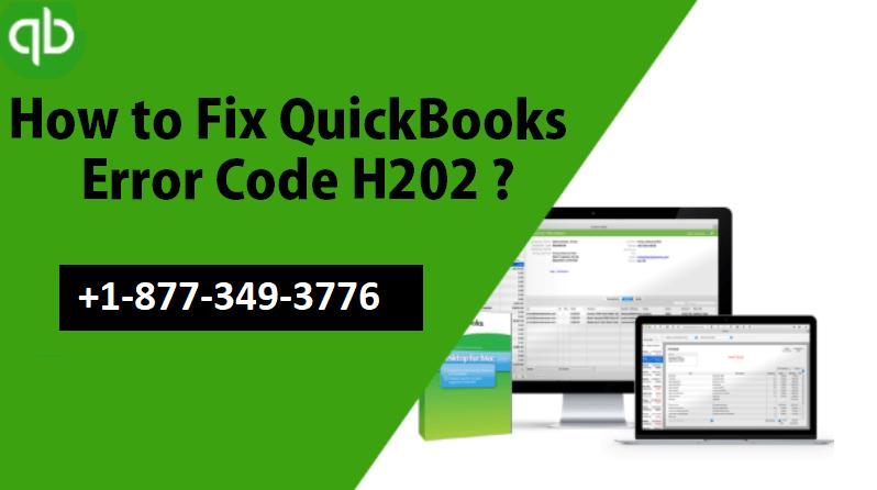 How to Fix QuickBooks Error Code H202? +1(860) 544-6044
