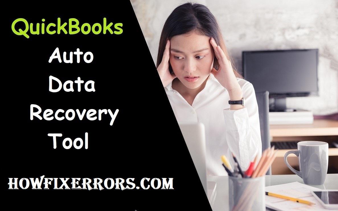 QuickBooks Auto Data Recovery Tool.