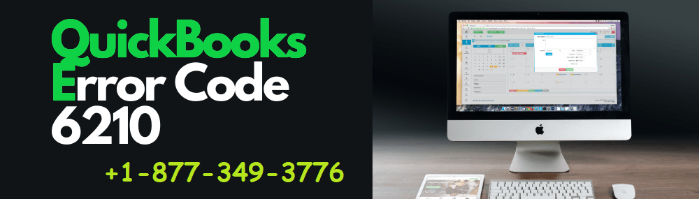 QuickBooks Error Code 6210 : Steps to Fix