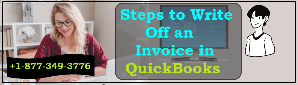 Steps to Write Off an Invoice in QuickBooks