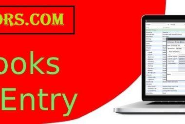 Create QuickBooks Journal Entry.