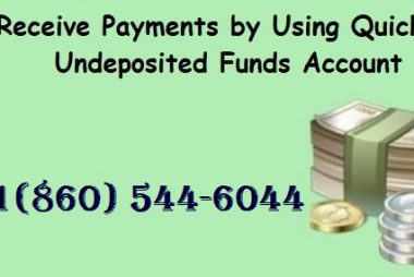 How To Receive Payments by Using QuickBooks Undeposited Funds Account_