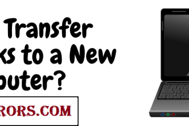 How To Transfer QuickBooks to a New Computer