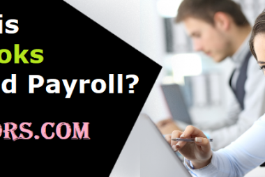 What is QuickBooks Unscheduled Payrolls