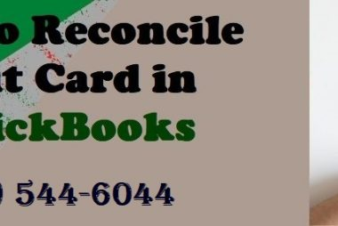 How To Reconcile Credit Card in QuickBooks