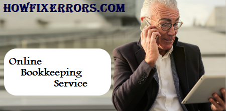 ONLINE BOOKKEEPING SERVICES (Howfixerrors)