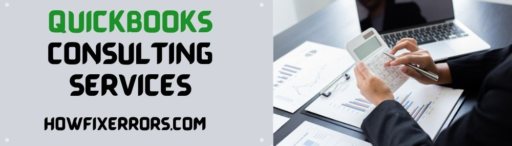 QUICKBOOKS CONSULTING SERVICES (Howfixerrors.com)