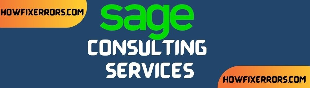 SAGE CONSULTING SERVICES.