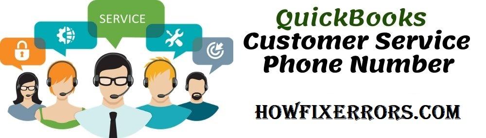 QuickBooks Customer Service Phone Number.