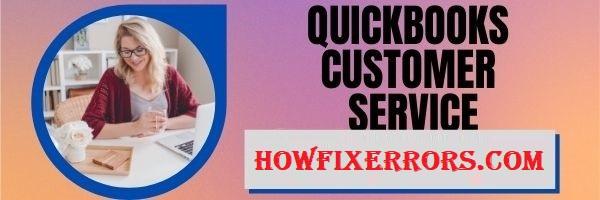 QuickBooks Customer Service.