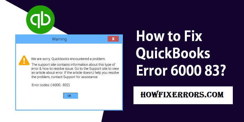 QuickBooks-Error-Code-6000-832