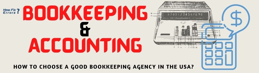 Bookkeeping Agency in USA