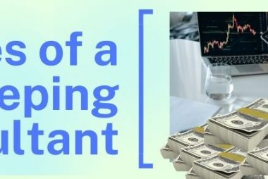 Fees of a Bookkeeping Consultant