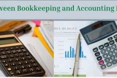 The Difference Between Bookkeeping and Accounting in Small Business